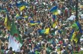 Algérie: les étudiants manifestent, dénoncent l'interdiction du drapeau berbère