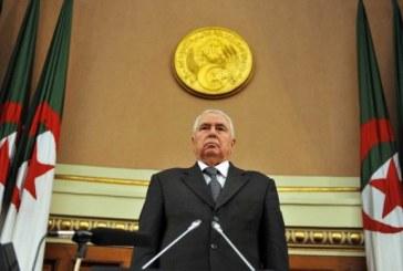 Algérie: le président par intérim va s'adresser jeudi soir à la nation