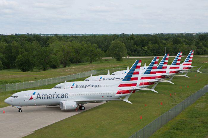 Boeing 737 Max : ce qu'a décidé American Airlines