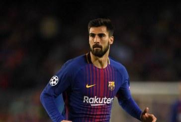 Accord entre le Barça et Everton pour le transfert d'André Gomes