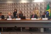 Installation du groupe d'amitié Brésil-Maroc au Sénat brésilien