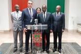 Côte d'Ivoire : L'Ambassadeur du Maroc reçu en audience par le président de l'Assemblée nationale