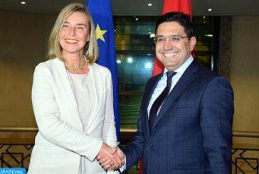 La 14ème session du Conseil d'association Maroc-UE se tiendra jeudi à Bruxelles