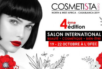 Le Salon Cosmetista Expo North & West Africa est de retour