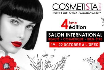 Le Salon Cosmetista Expo North & West Africa est de retour