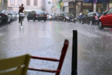 Tempête Miguel: dix départements en France en vigilance orange
