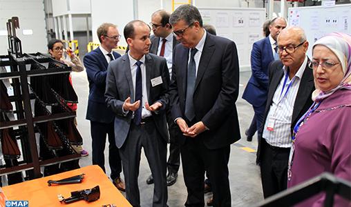 Le groupe français Galvanoplast inaugure à Tanger son 1er site industriel à l'étranger