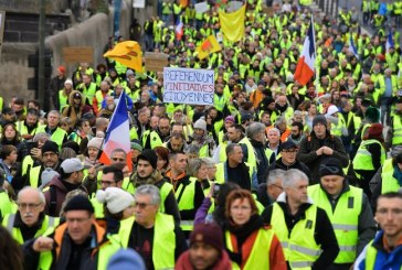 «Gilets jaunes» : l'essoufflement se poursuit