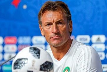 """Hervé Renard : """"Nous irons chercher la victoire face à l'Afrique du Sud"""""""