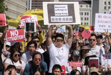 Hong Kong maintient le projet de loi concernant les extraditions vers la Chine