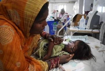 Inde: 152 enfants décédés à cause de l'épidémie d'encéphalite