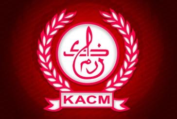 Football : Le bureau dirigeant du KACM jette l'éponge