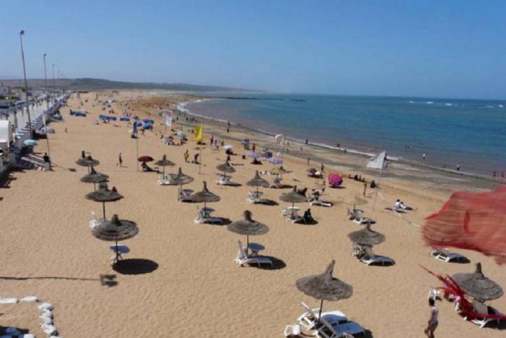 La plage d'Essaouira