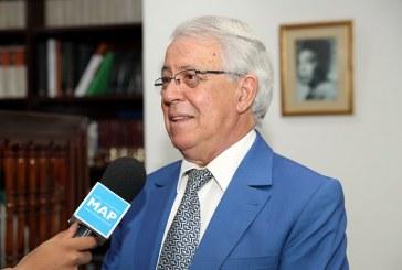 M. Abdeljalil Lahjomri remporte le Grand Prix de la Francophonie de l'Académie Française