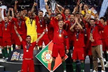 Le Portugal remporte la Ligue des nations en battant les Pays-Bas