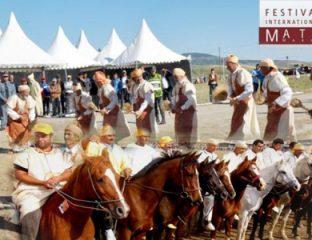 Le festival international d'équitation
