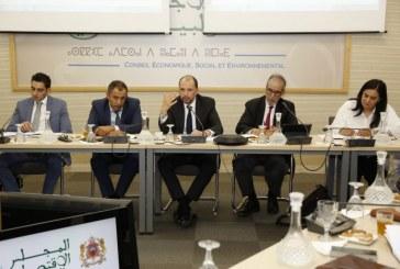 Jazouli expose sa feuille de route pour l'Afrique aux membres du CESE
