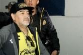 Maradona abandonne son poste d'entraineur des Dorados