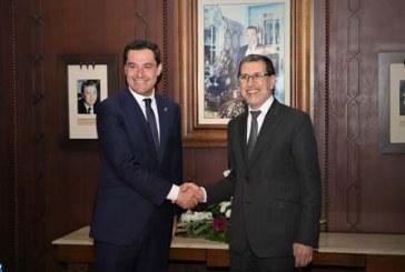 Le Maroc, un partenaire stratégique pour l'Andalousie