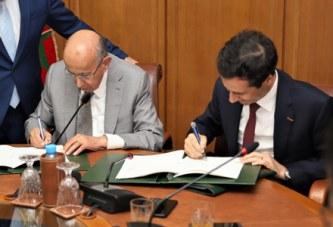 Maroc/FADES : Signature de deux accords de financement de 2,27 MMDH