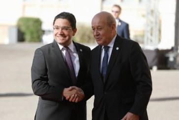 """Le Maroc prend part au """"Sommet des deux rives, Forum de la Méditerranée"""""""