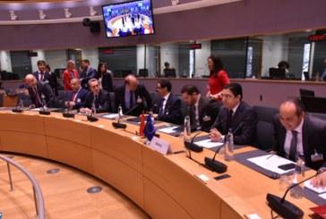 Bruxelles: Le Conseil d'association Maroc-UE tient sa 14ème session
