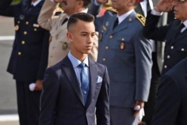SAR le Prince Héritier Moulay El Hassan représente SM le Roi au lancement des opérations portuaires de Tanger Med 2