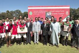 SAR le Prince Moulay Rachid préside la 3è édition du Trophée International Mohammed VI de Polo