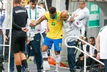 Brésil: Neymar se dit totalement remis de sa blessure