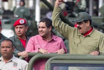 Les Etats-Unis imposent des sanctions contre le fils de Nicolas Maduro