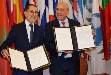 OCDE-Maroc : Nouveau jalon à la coopération bilatérale