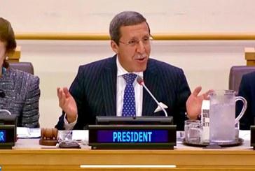 Omar Hilale préside la session annuelle du Conseil d'administration de l'Unicef