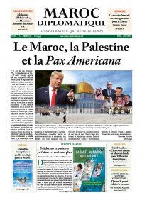 Le numéro 36 de Maroc diplomatique est dans les kiosques