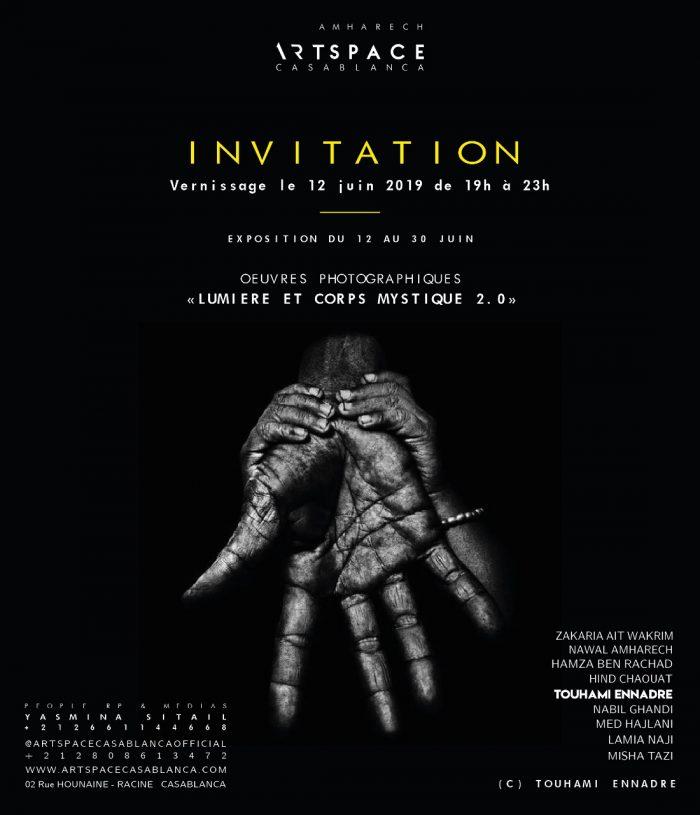 L'exposition collective « Lumière et corps mystiques » ou le rédhibitoire pouvoir de la photo