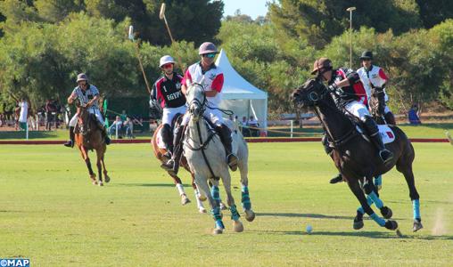 Trophée international Mohammed VI de Polo: le Maroc domine l'Egypte