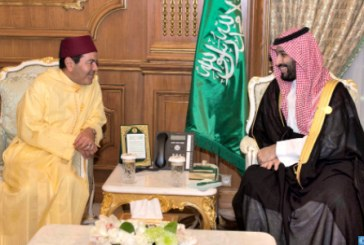 SAR le Prince Moulay Rachid rencontre le Prince héritier d'Arabie saoudite en marge du Sommet de l'OCI