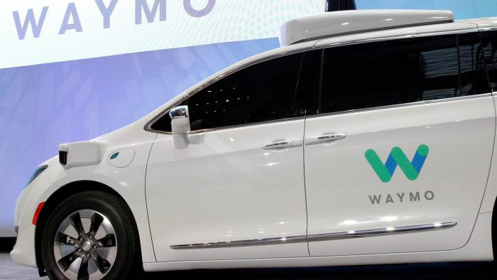 Waymo (Google) et Renault vont travailler ensemble — Voiture autonome