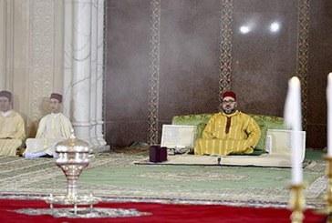 SM le Roi présidera samedi à Rabat une veillée religieuse en commémoration de Laylat Al-Qadr