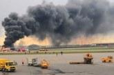 2 morts et 33 blessés dans l'atterrissage d'urgence d'un avion au sud de la Russie