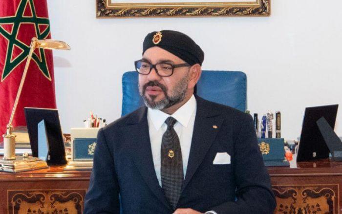 SM Roi mohammed VI