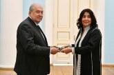 L'ambassadeur du Maroc en Arménie remet ses lettres de créance au président Sarkissian