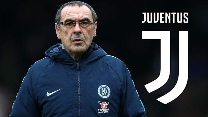 Italie: Maurizio Sarri nouvel entraîneur de la Juventus Turin