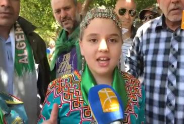 (VIDÉO) Algérie : la jeunesse interpelle directement Gaïd Salah