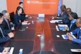 Initiative Belt and Road: Songwe se concerte avec la délégation chinoise