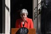 Theresa May quitte la tête du Parti conservateur et passe le Brexit à son successeur