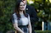 Stephanie Grisham nommée porte-parole de la Maison Blanche