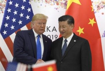 """Trump prêt à un accord commercial """"historique"""" avec la Chine"""