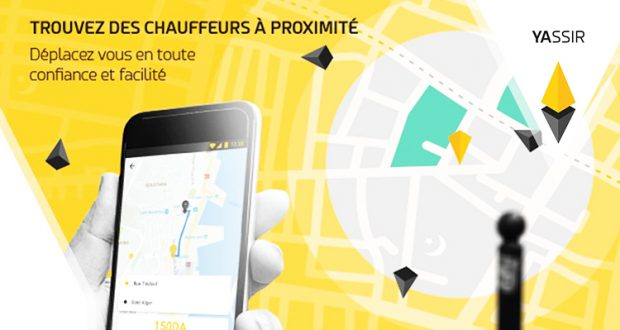 Yassir, a taxi booking application joins the Moroccan market