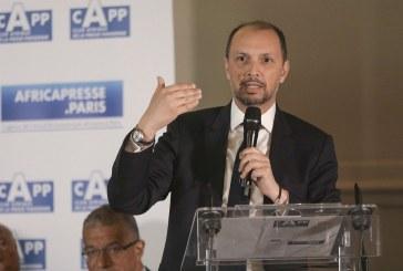"""Mohcine JAZOULI : """"Le Maroc ambitionne de participer activement à l'émergence d'une Afrique nouvelle"""""""