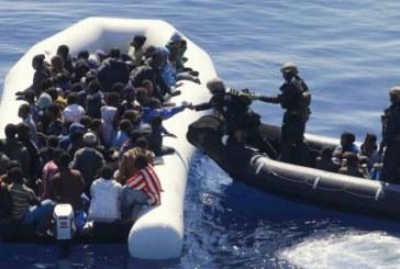 Sauvetage de 91 migrants clandestins au large des côtes libyennes
